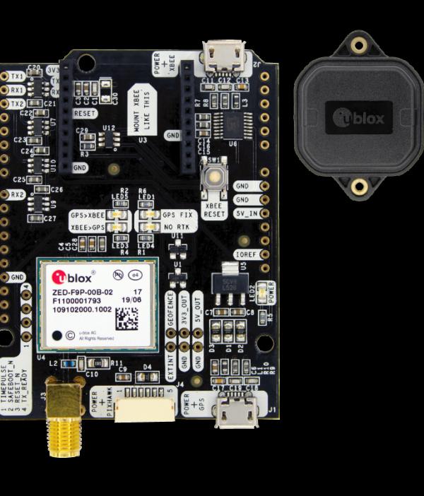 simpleRTK2B Basic Starter Kit IP67