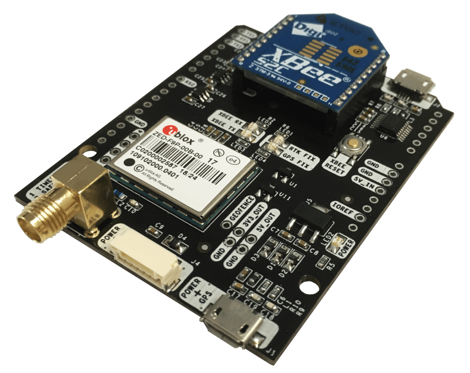 Most accurate gps chipset - Raspberry Pi Forums