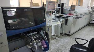 simpleRTK2B assembly machinery