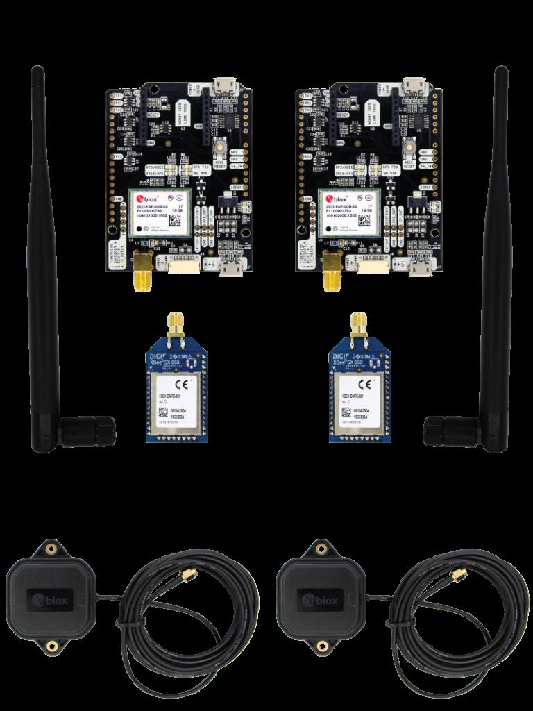 simpleRTK2B - Starter Kit LR