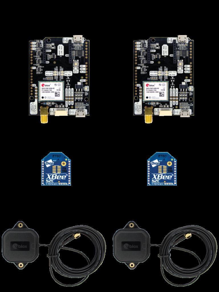 simpleRTK2B - Starter Kit MR IP65