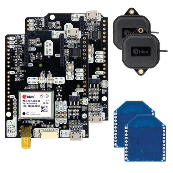 simpleRTK2B Starter Kit MR IP67