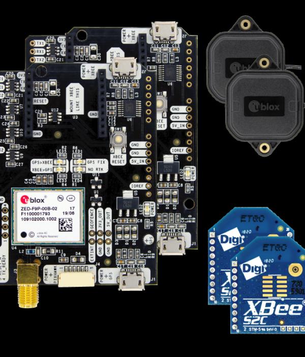 simpleRTK2B Starter Kit MR IP67