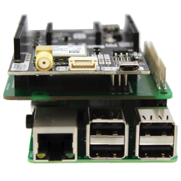 Raspberry Pi with simpleRTK2B