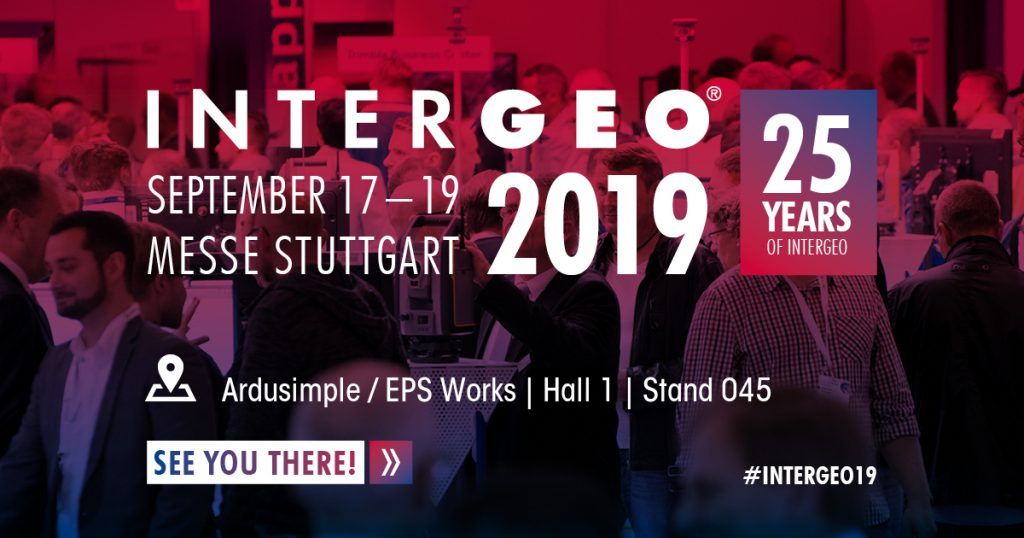 Intergeo Ardusimple