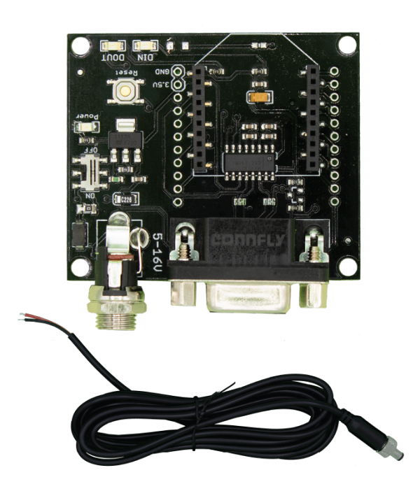 Ardusimple RS232 adapter + cable