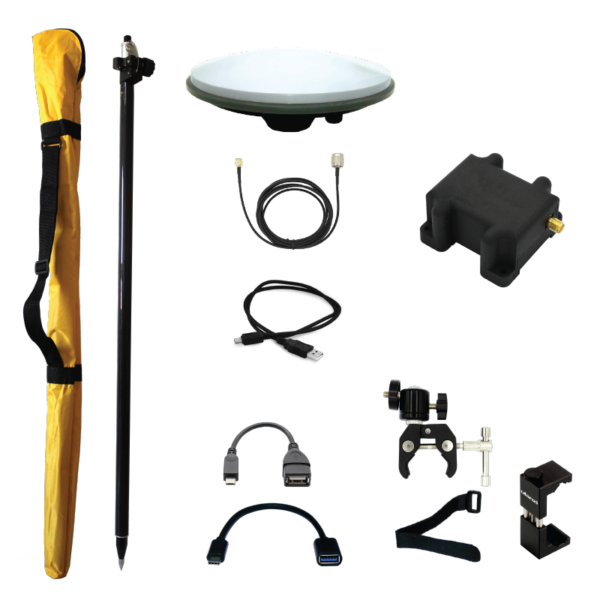 NTRIP surveyor kit with pole