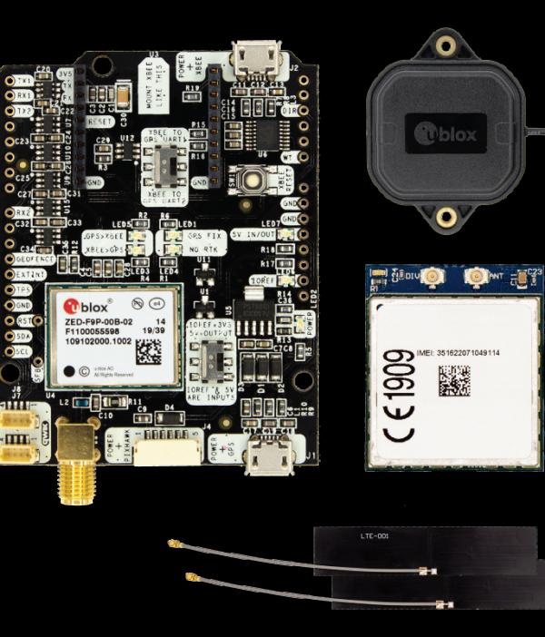 simpleRTK2B V3 - 4G NTRIP Starter Kit