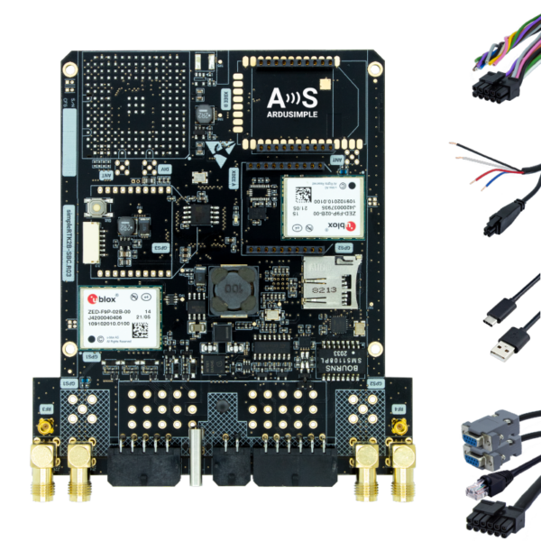 simpleRTK2B SBC development kit